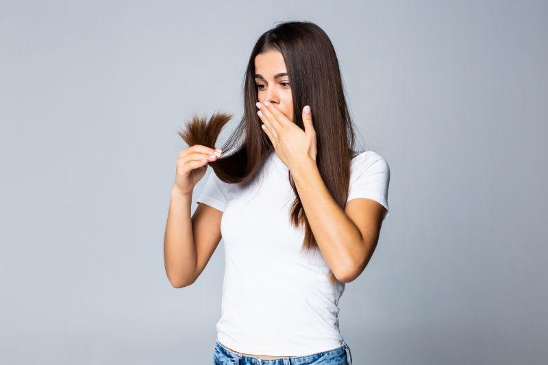 caida de pelo mujeres