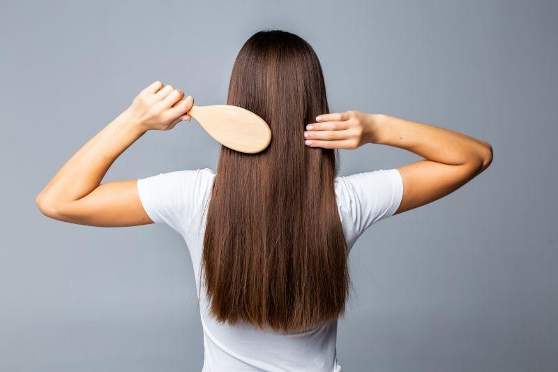 implante de pelo mujer